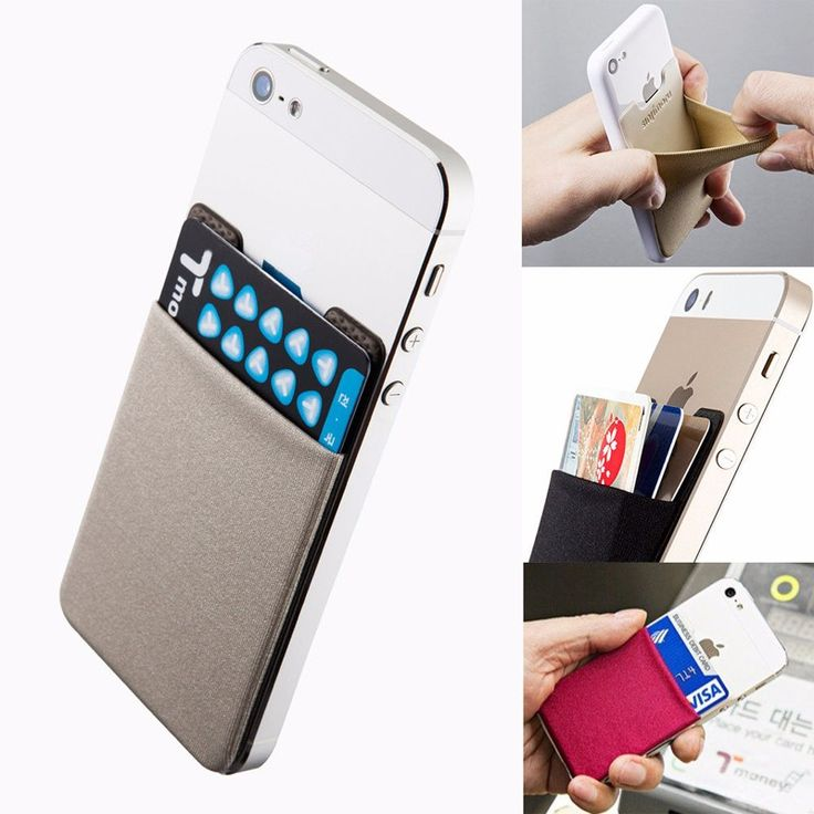 Find More Card & ID Holders Information about Unisex Fashionable Lycra Mini Fabric  Mobile Phone Credit ID Card Holder Pocket Wallet,High Quality phone cases for samsung tocco lite,China wallet security Suppliers, Cheap phone test from RFID Wallet Store on tpkwallet.Aliexpress.com