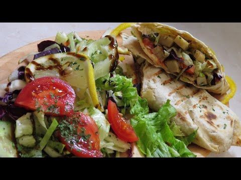 Tönköly tortilla tekercs recept FittAnyukától - YouTube