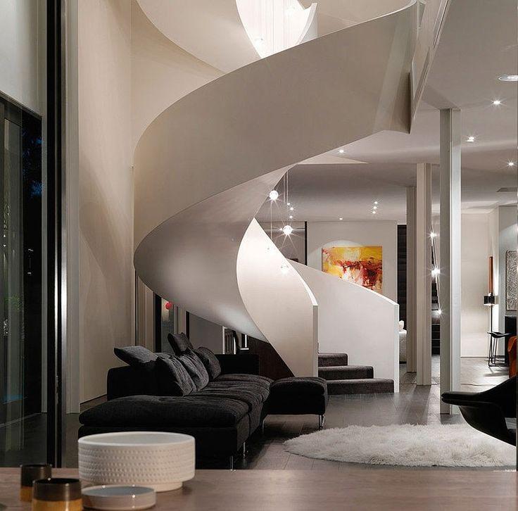 Modern Aesthetic Verdant Avenue House Design By Robert Mills Architects