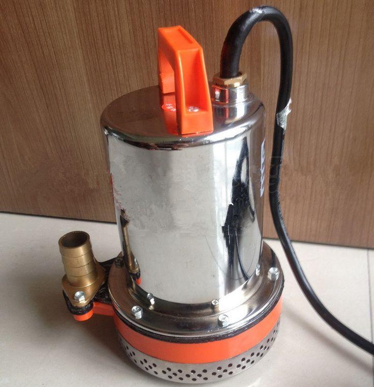 60v Small Brushless Water Pump Misting Pump Car Washer Pump Pool Pump
