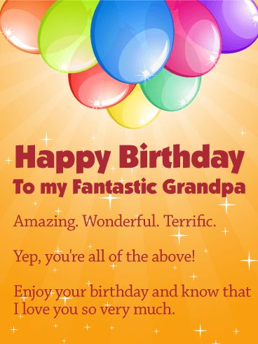25 best Birthday Cards For Grandfather images on Pinterest