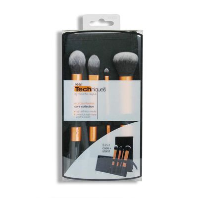 Real Techniques Core Collection Kit - pinceaux maquillage