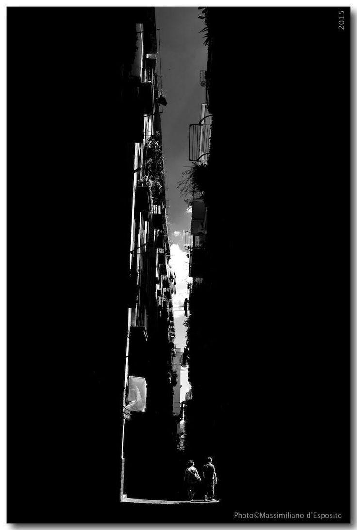 dint'e vicoli e sta città by Massimiliano d'Esposito  on 500px