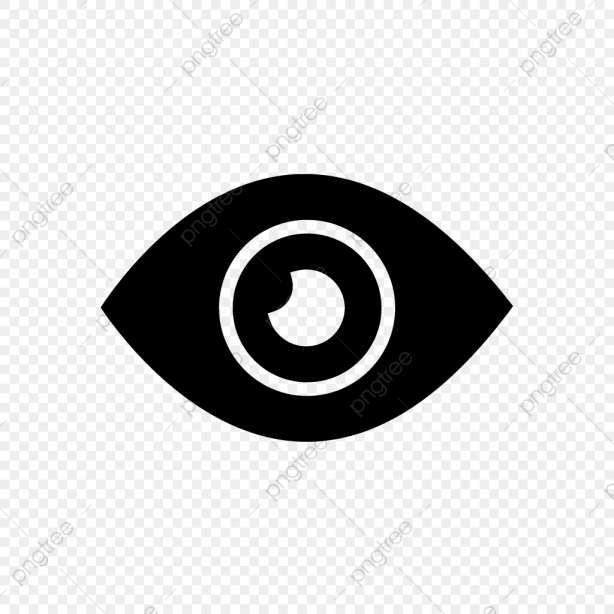 12 Eye Icon Black Png Icon Png Icons Png