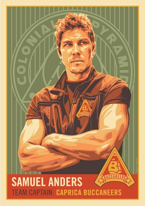 BSG Anders by ratscape on @DeviantArt