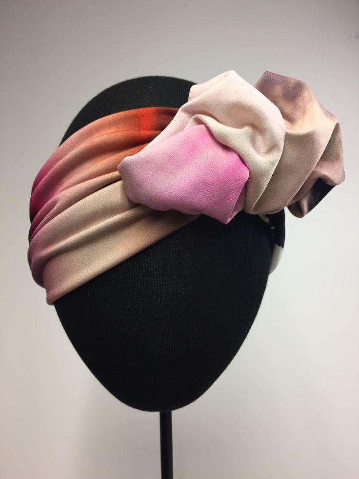Turbante multicolor by Marta Bonaque