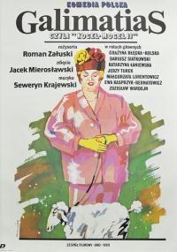 """Galimatias, czyli """"Kogel-mogel II"""" (1989)"""