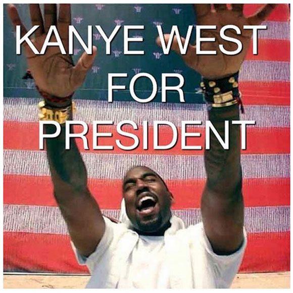 Kanye West veut devenir président des États-Unis | HollywoodPQ.com