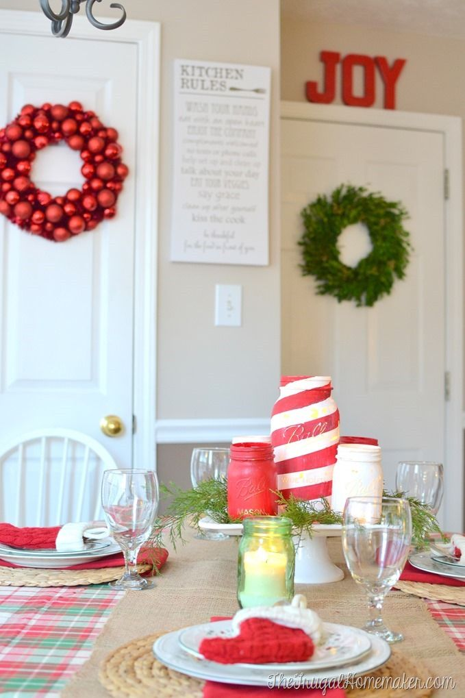 White Kitchen Christmas Decorating Ideas: 56085 Best ☆ Hometalk Christmas☆ Images On Pinterest