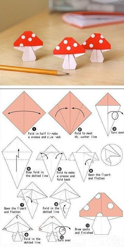 Origami Decorations Crafts Out Of Paper Free Patterns In Our New