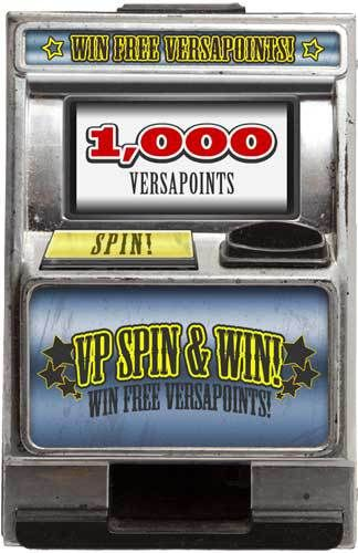 New for 2015: VP Spin & Win! | SFI News