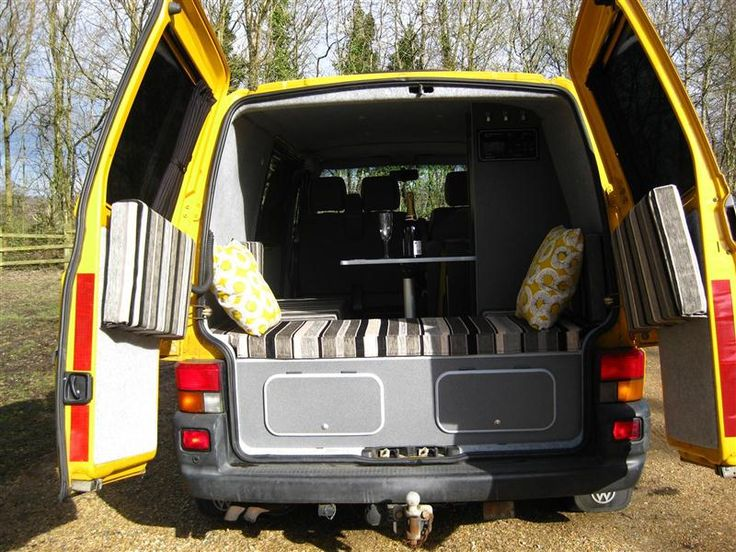 The aa camper van build page 4 vw t4 forum vw t5 for Vw t4 interior designs