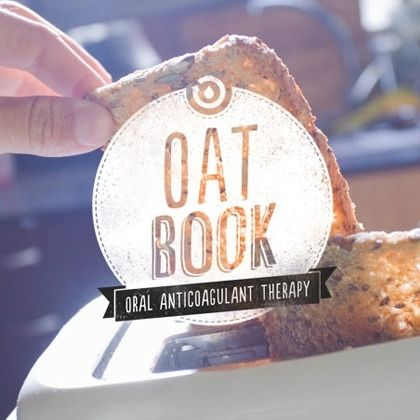 OATBook - Splash page design by Rob Cleaton.   Best Mobile Designers In The World   Scoutzie