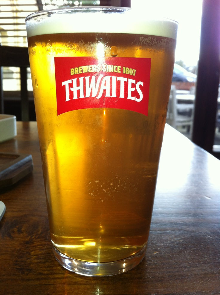 Thwaites Half Nelson Pale Ale 4.4%. Distinctive and hoppy, full of tropical fruit flavours! The Three Fishes, Whalley, Oct'12