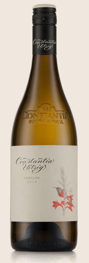 Constantia Uitsig - Semillon 2014 #wine #southafrica