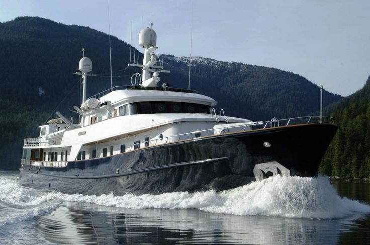 expedition yachts | Expedition Yacht Revelation - Motor Yacht