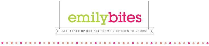 Emily Bites - Weight Watchers Friendly Recipes