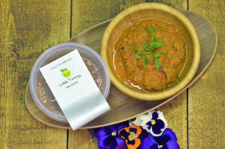 Organic Chilli Con Carne with Rice. For further information please visit :- http://www.littletummy.co.uk/
