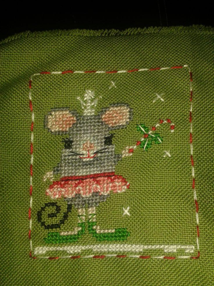 Rosie the mouse...  calendario avvento free Brooke Nolan