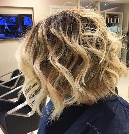 30 Super Short Hairstyles for 2017: #8- Curly
