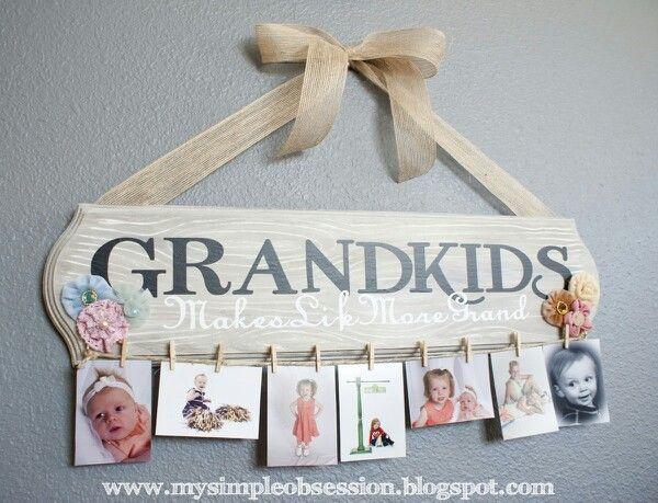 Grandparents Sign - Good Christmas present!