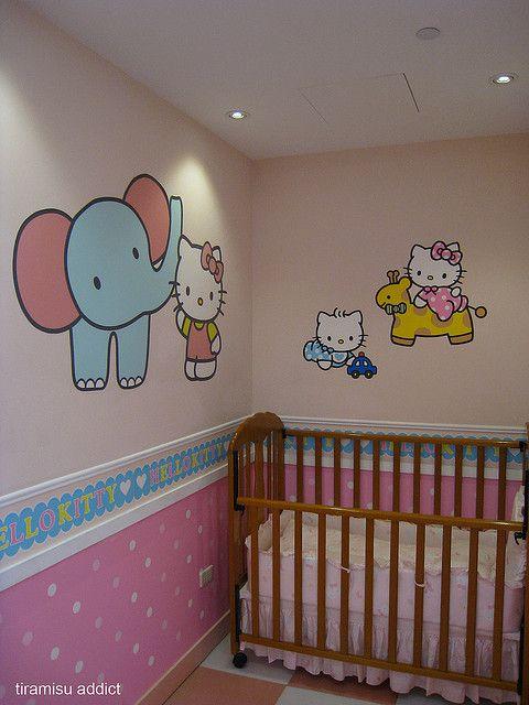 Hello Kitty Nursery by tiramisu_addict, via Flickr