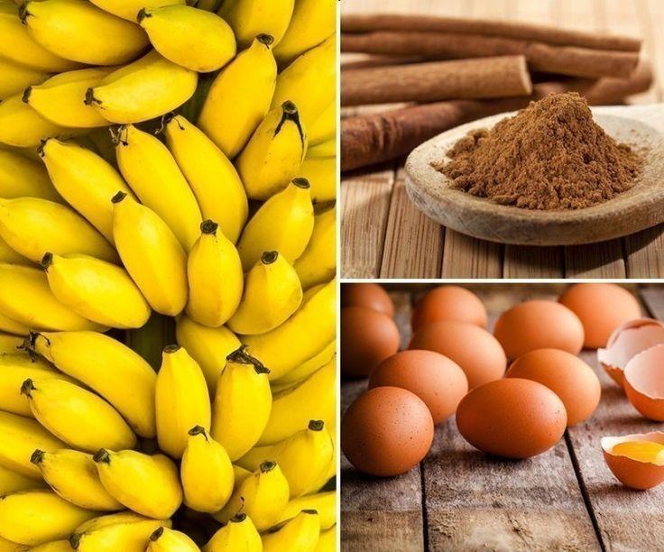 Gluten Free Pancakes | Panquecas sin harina - ingredientes