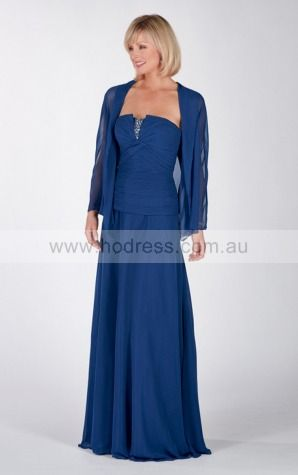 Zipper Floor-length Dropped A-line Chiffon Formal Dresses aiga307042--Hodress