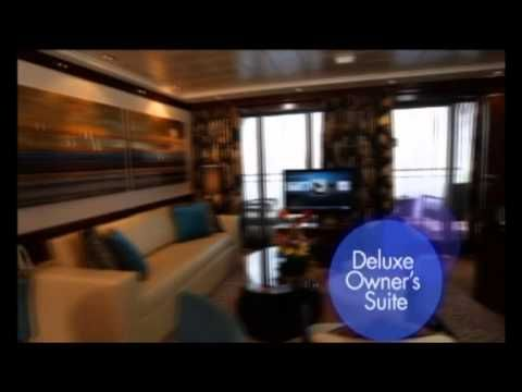 Enjoy luxury accommodation on the NCL ships with Perfect Tour