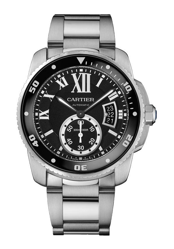 #Cartier #Calibre Diver SS Automatic #Watch Ref: W7100057 £5200  http://www.cohenandmassias.com/product/cartier/cartier-calibre-diver-ss-automatic/5677/?cid=12