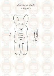 resultado de la imagen de tutorial de conejo muñeca rusa