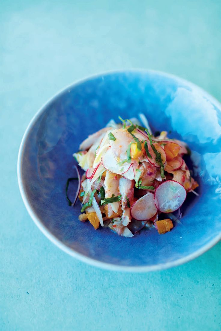 Grey mullet with fennel, lime and orange recipe from Everyday Seafood by Nathan Outlaw | Cooked