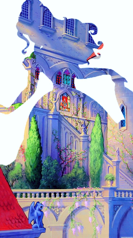 Disney Princesses iPhone 6 backgrounds.