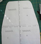 Directions On How To Make A Kitchen Aid Mixer Cover