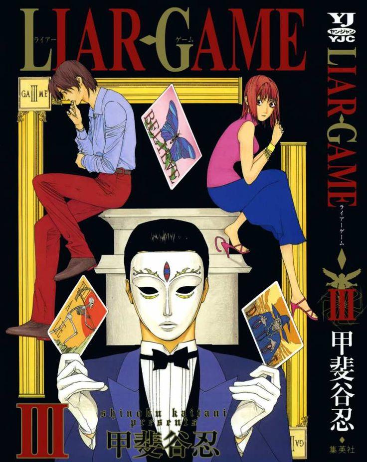 Liar Game 18 página 1 - Leer Manga en Español gratis en NineManga.com