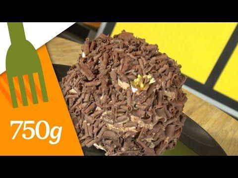 Recette du Merveilleux au chocolat - 750 Grammes - YouTube