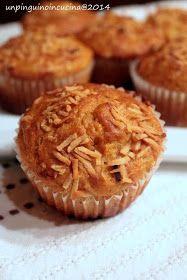 Muffin cocco e banana... e la ricetta è più gustosa con la nostra farina di cocco bio… la trovate in sconto al 50%! http://shop.noberasco.it/promozioni.html!