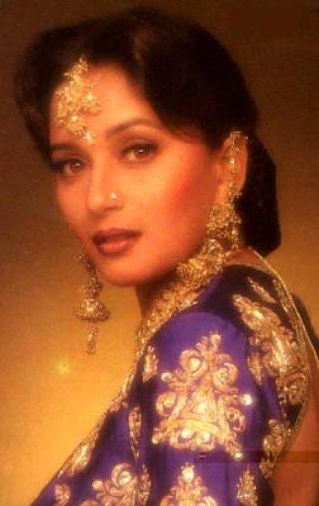 Madhuri Dixit, goddess