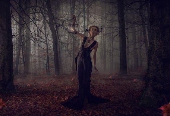 Photographe: Sinned-Angel Digital Art by Denis Fischer/Raven-Art High Resolution: http://www.corvus-ars.de/portfolio-page/gallery/