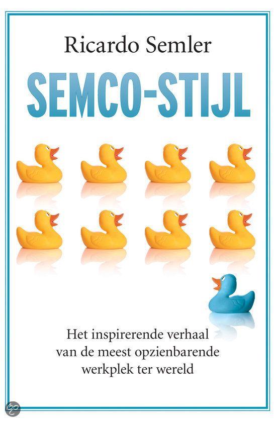 Semco-stijl / Wil je dit boek in één uur kunnen uitlezen in volle concentratie met meer tekstbegrip? Ik kan je helpen, surf naar http://peterplusquin.be/word-expert-in-drie-dagen-via-de-smartreading-snelleesmethode/ #smartreading #snellezen