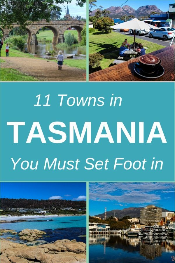 Check out our list of Top 11 towns in Tasmania to visit on your road trip around the Apple Isle, otherwise known as Tasmania Australia