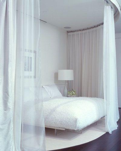 Best 25 Curtain over bed ideas on Pinterest Kitchen window