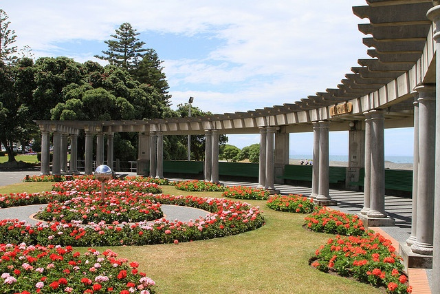 Napier, New Zealand - Art Deco City