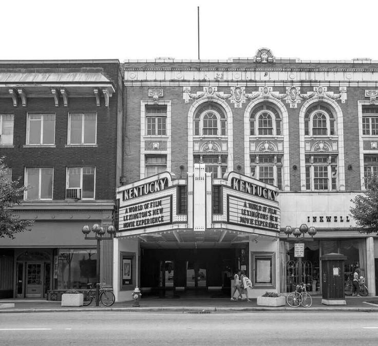 The Historic Kentucky Theater 214 E