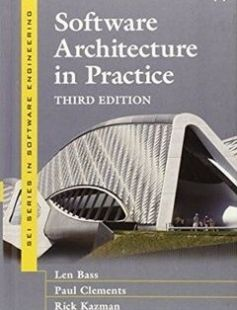 Software Architecture in Practice free download by Len Bass Paul Clements Rick Kazman ISBN: 9780321815736 with BooksBob. Fast and free eBooks download.  The post Software Architecture in Practice Free Download appeared first on Booksbob.com.