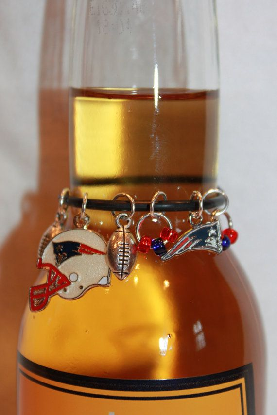 New England Patriots Charms