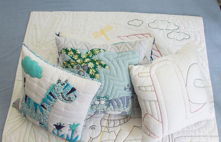 Buffalo #quilt - available in our shops