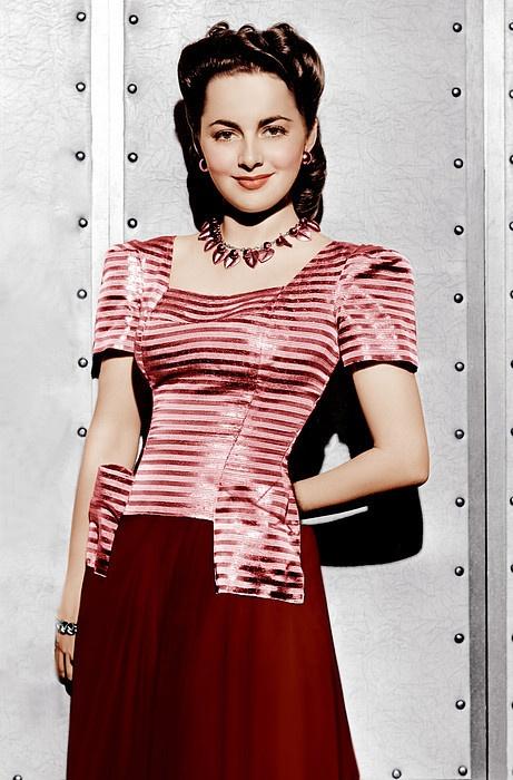 Olivia De Havilland,1942