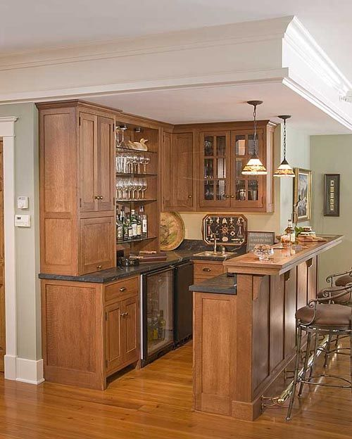 Home Bar Designs Offer Great Pleasure And A Stylish Way To Entertain At Home.  Home Bar Designs Add Values To Homes And Beautify The Game Room And Basement  ...