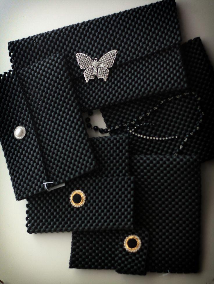 borse fatta con tappettino antiscivolo